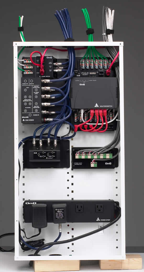 jf cabling services, llc structured wiring home surge protection system